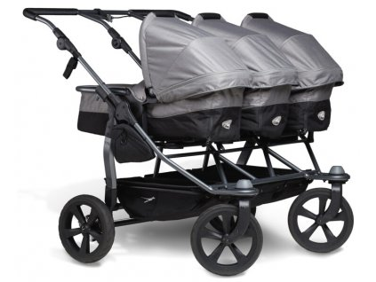 245460 tfk kombinovany kocarek pro trojcata trio combi pushchair air chamber wheel