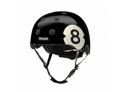 257955 melon 8 ball helma 52 58 cm vel m l