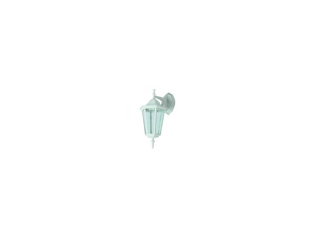 LED zahradní lampa bílá nástěnná 360mm (VT-750-7069)