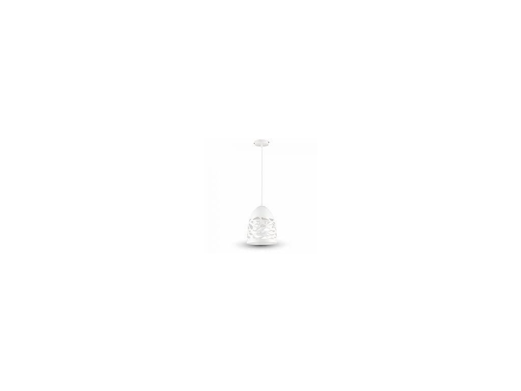 Lustr matná bílá (VT-7200-3823)