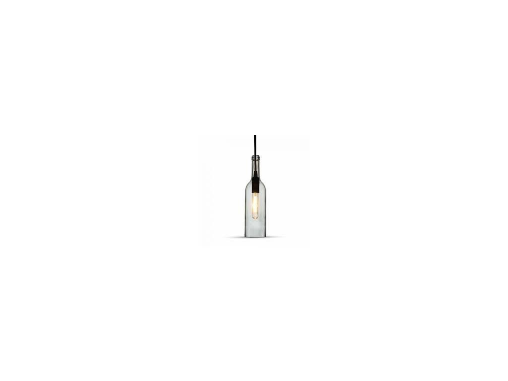 Lustr tvar lahve čirá (VT-7558-3771)
