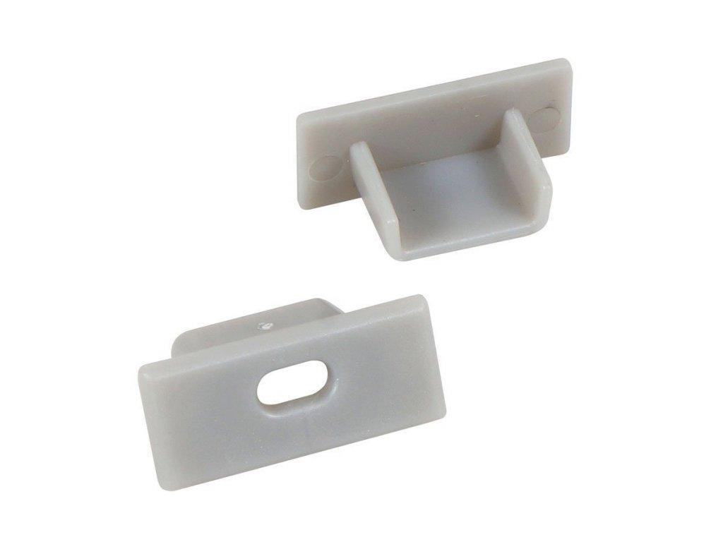 Koncovka XC02 plastová (55/LED/XC02/K/PL)