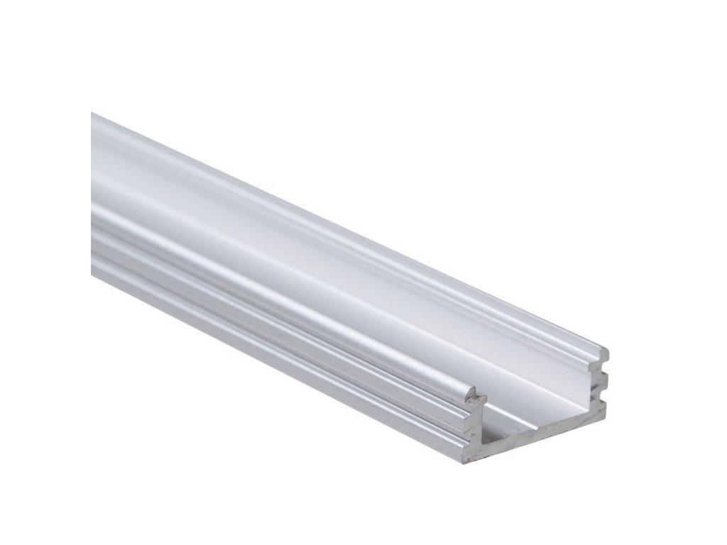 """Profil """"XC14"""" 2m stříbrný (55/LED/XC14)"""