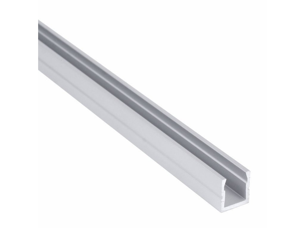 """Profil """"XC27"""" 2m stříbrný (55/LED/XC27)"""