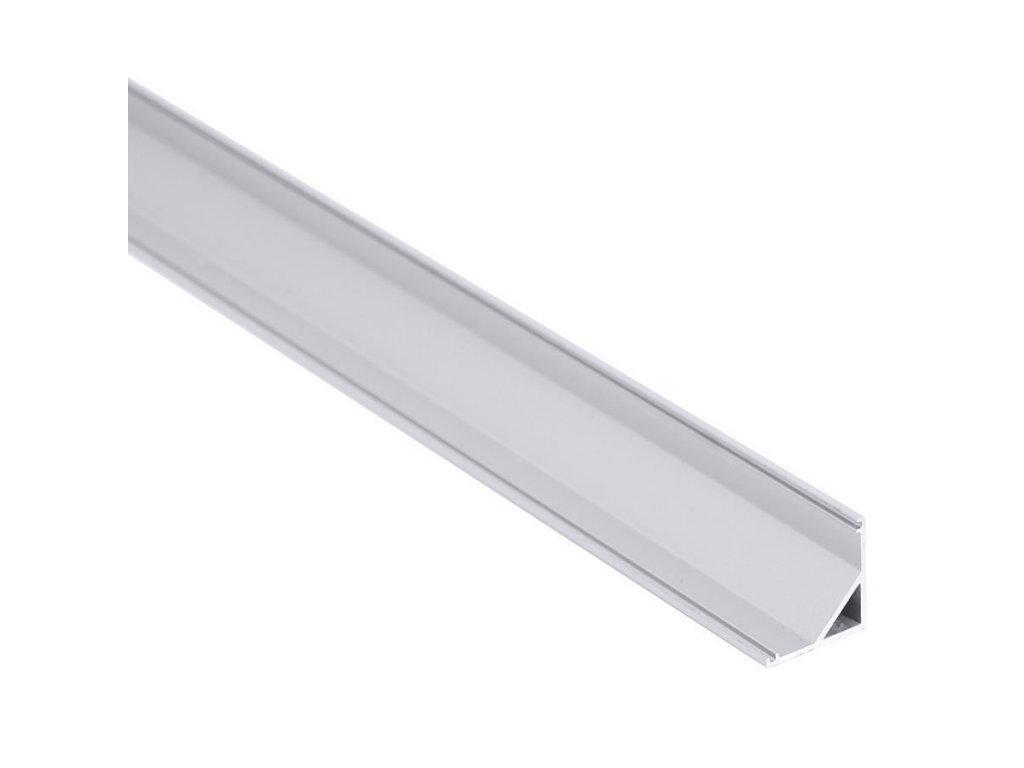 """Profil """"XC31"""" 2m stříbrný (55/LED/XC31)"""