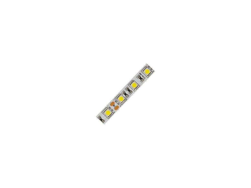 LED pásek 9,6W studená bílá (55/LED/3528/9-6W/WH)