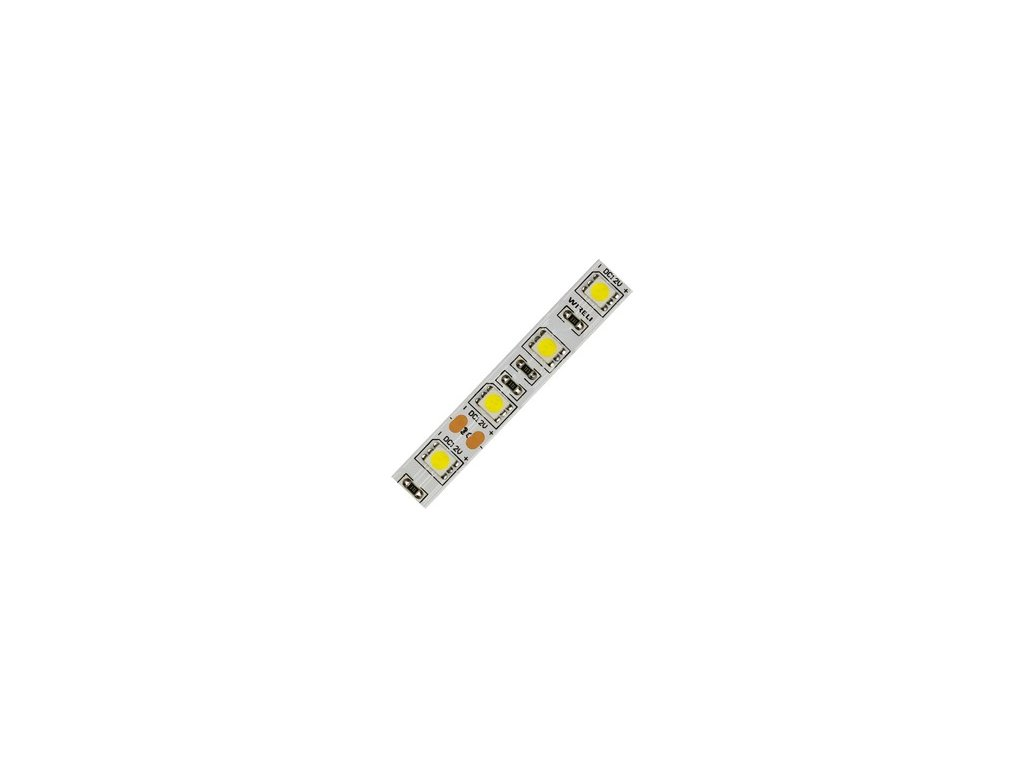 LED pásek 4,8W teplá bílá (55/LED/3528/4-8W/WW)