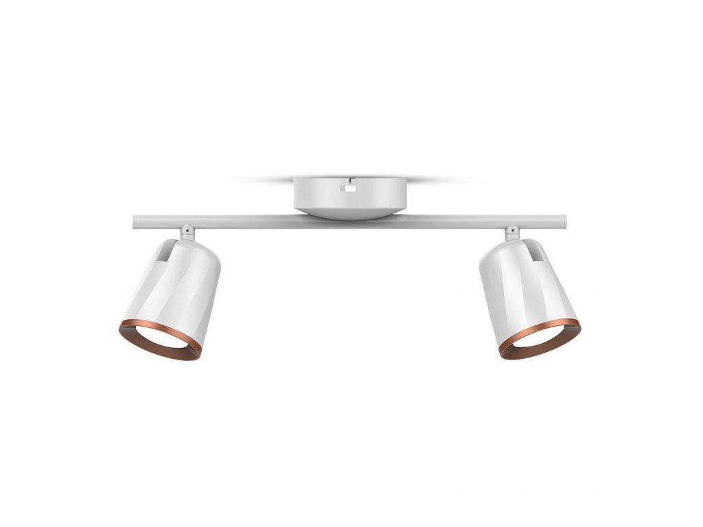 LED nástěnná lampa 2x6W 4000K (VT-812-8256)