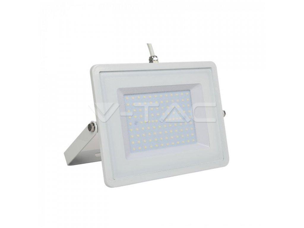 LED reflektor bílý 100W 6400K (VT-49101-5972)