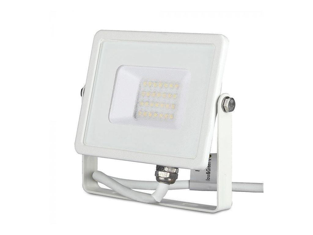 LED reflektor Slimline SAMSUNG 20W IP65 4000K (VT-20-W-443)