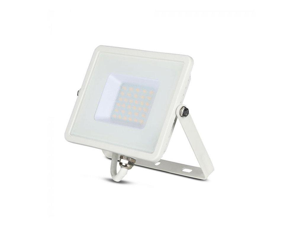 LED reflektor Slimline SAMSUNG 30W IP65 3000K (VT-30-W-403)