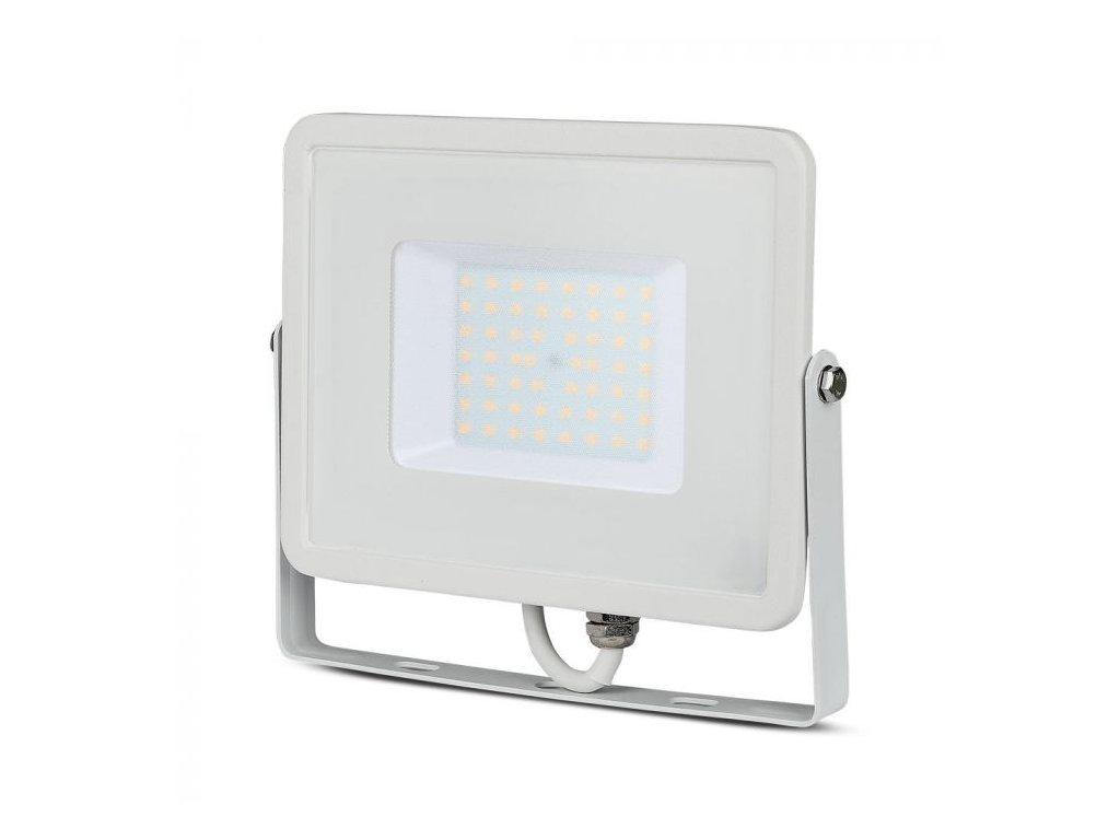 LED reflektor Slimline SAMSUNG 50W IP65 6400K (VT-50-W-411)