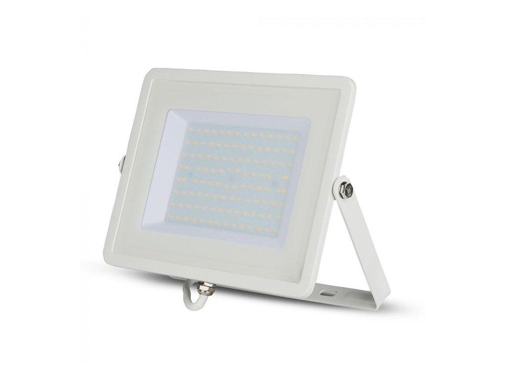 LED reflektor Slimline SAMSUNG 100W IP65 6400K (VT-100-W-417)