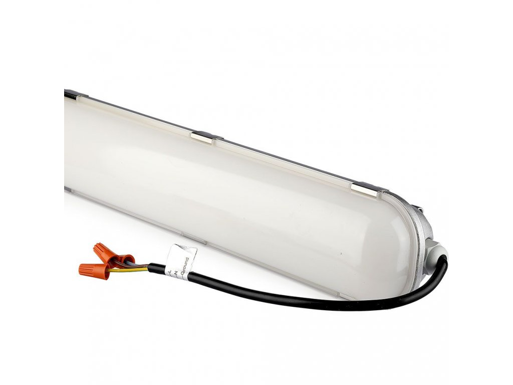 LED prachotěsný blok SAMSUNG 60W 120cm 6400K IP65 (VT-160-679)