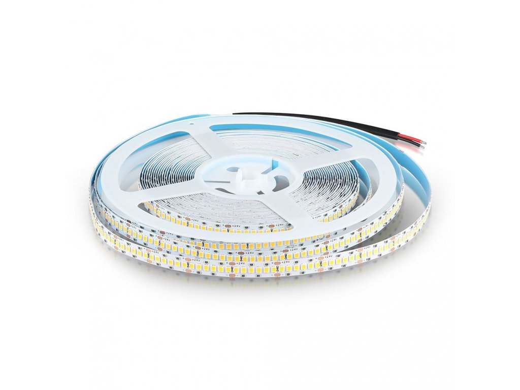 LED pásek čipy SAMSUNG 15W 24V 4000K (VT-10-240-321)