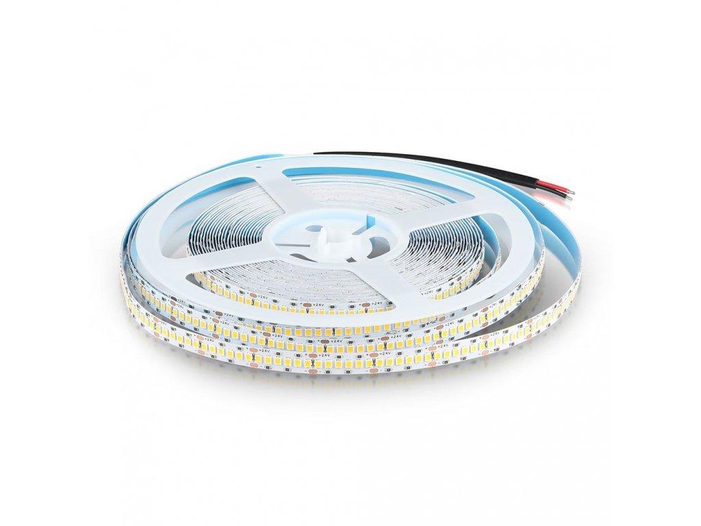 LED pásek čipy SAMSUNG 15W 24V 6400K (VT-10-240-322)