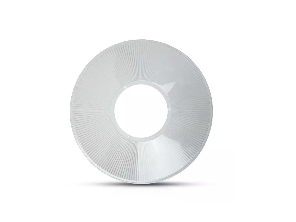 PC transparentní cylindr na HIGHBAY VT-9-102 120° (SKU-574-574)