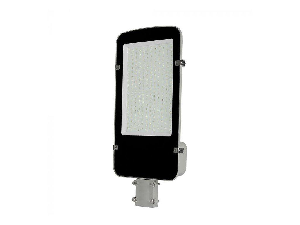 LED pouliční lampa 100W IP65 3000K 12400lm černá (VT-15105-5501)