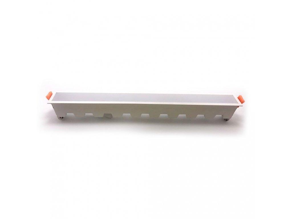 LED světlo vsazené lineární 30W 2400lm 6400K (VT-30001-6409)