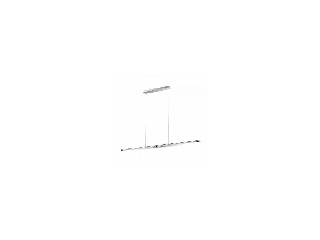 40415 led svitidlo zavesne chrome 4k 24w vt 7024 3891