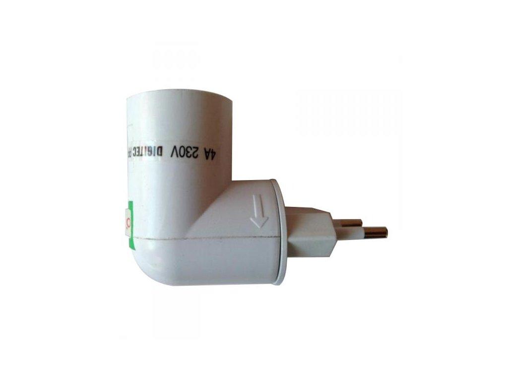 Zásuvkový adaptér E27 PP (33779)
