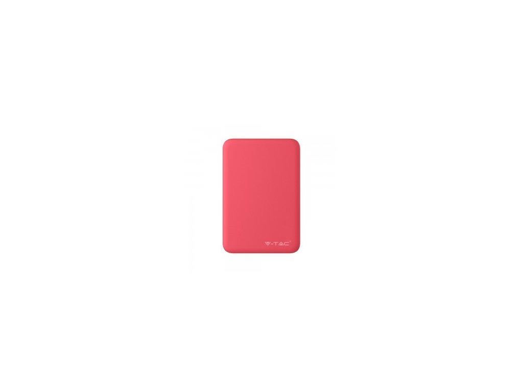 Powerbanka V-TAC VT-3503 5000mAh červená (33848)