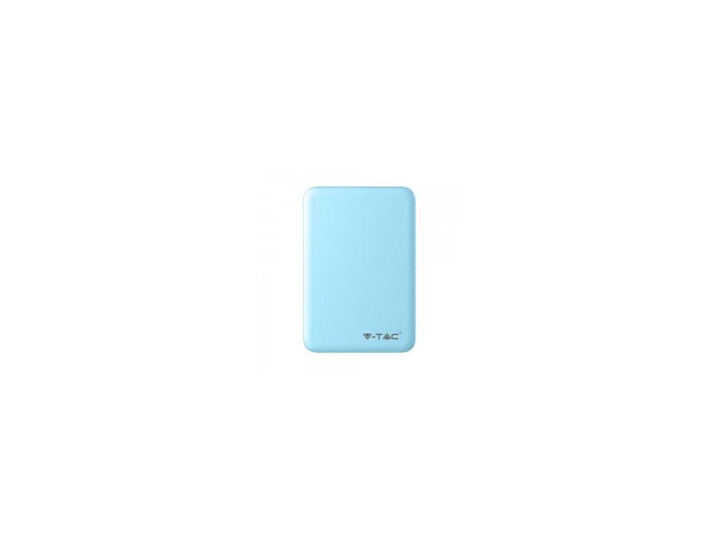 Powerbanka V-TAC VT-3503 5000mAh modrá (33851)