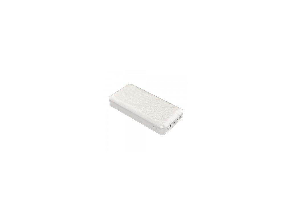 Powerbanka V-TAC VT-3502 20000mAh bílá (33854)