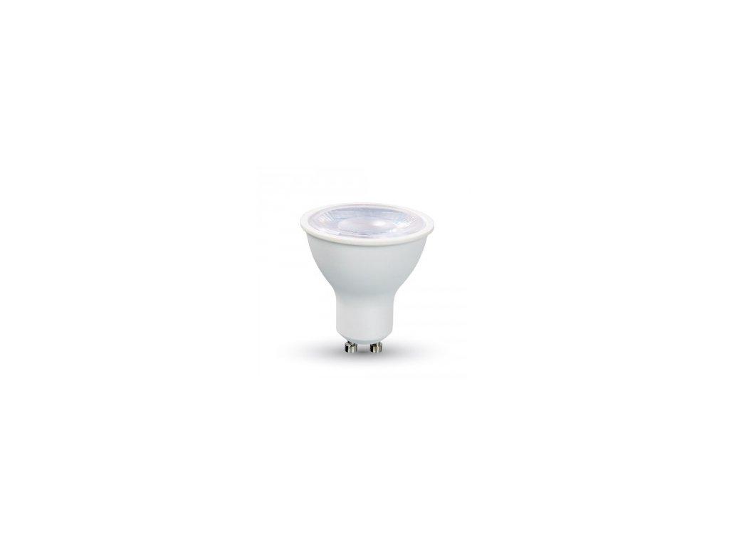 LED žárovka 8W GU10 750lm 3K (VT-2889-1693)