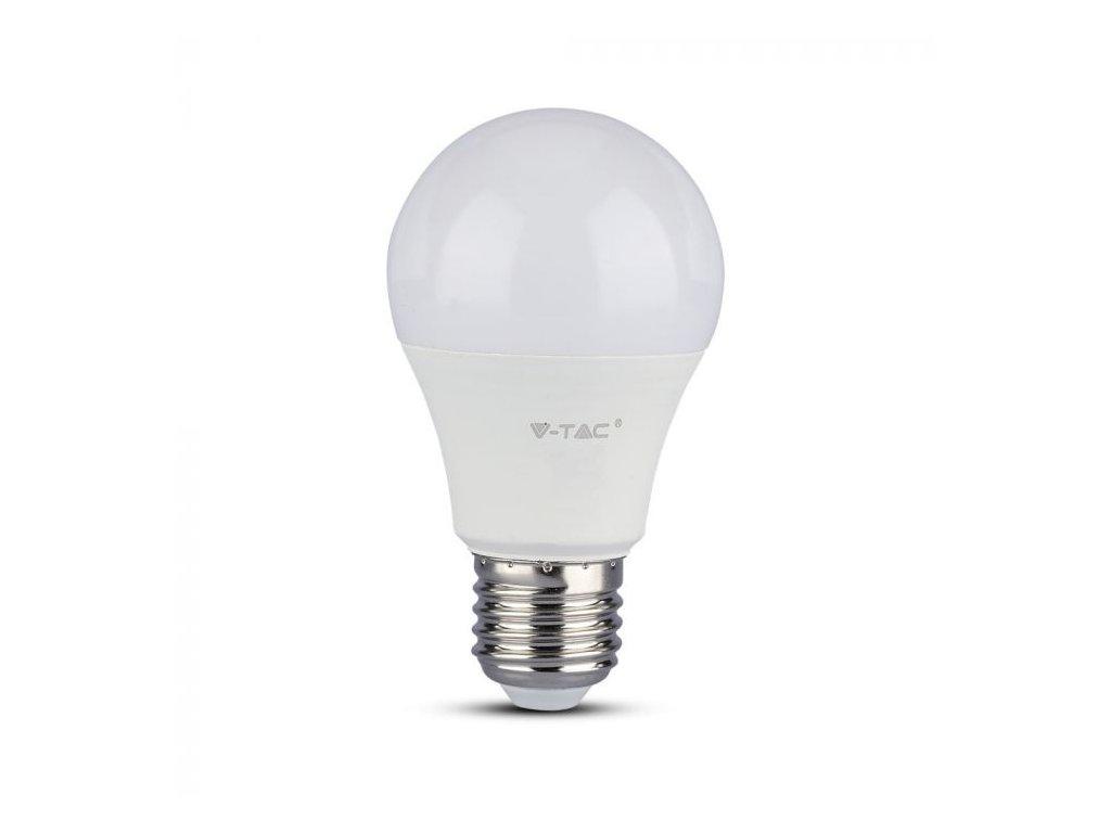 LED žárovka 9W A65 E27 2700K (VT-2099-7260)