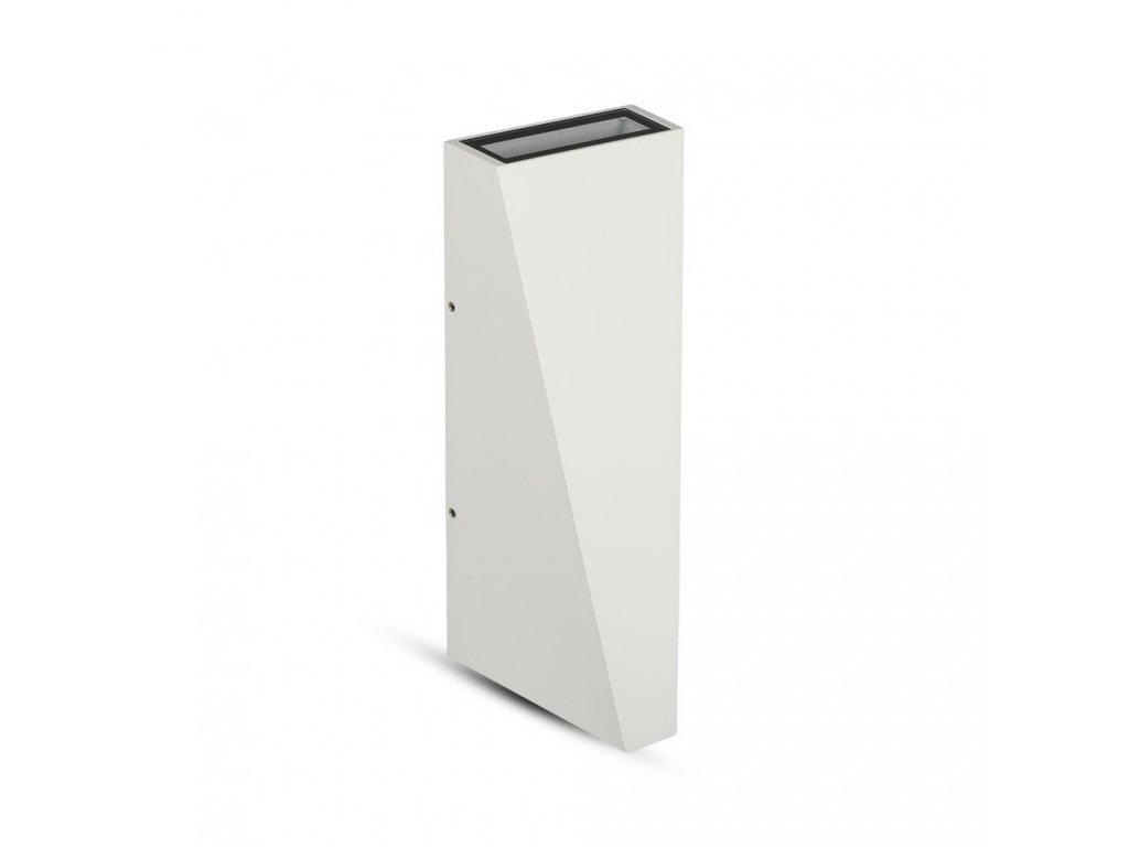 LED nástěnné svítidlo 6W 3000K IP65 bílé (VT-826-8295)