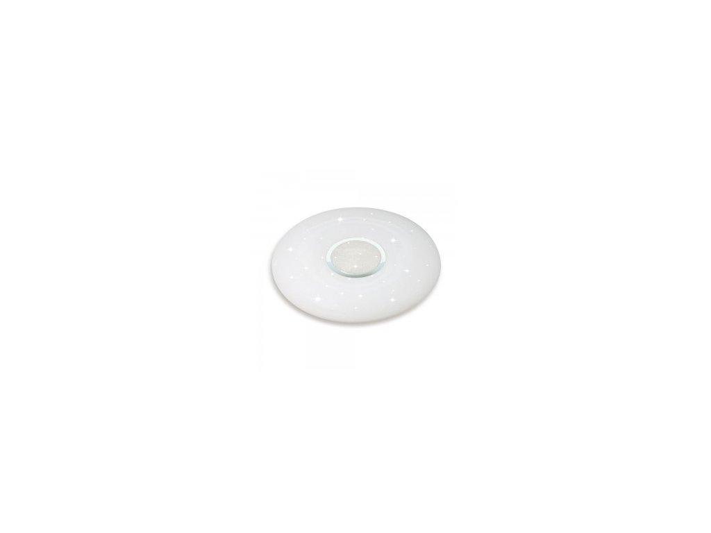 LED stropní svítidlo Křišťál 60W stmívatelné s úpravou barevnosti svitu (VT-8405-1491)