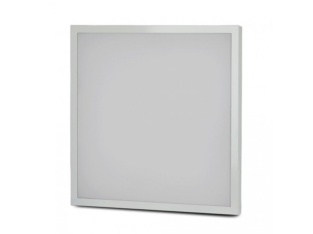 45197 led panel backlit 25w 6400k 4000lm 60x60 vt 6125 6602
