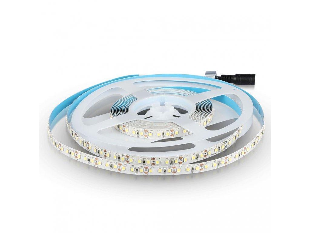 LED pásek s čipy SAMSUNG 12W 12V 4000K (VT-5-120-324)