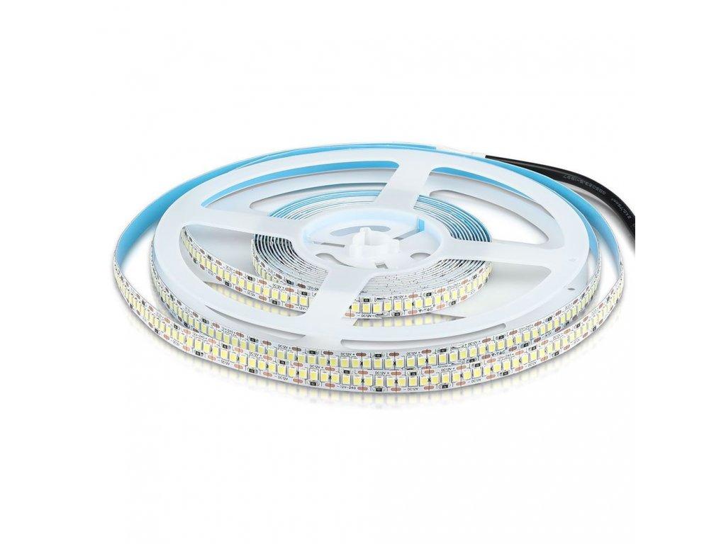 LED pásek 12V 18W 6000K 1cm (VT-2835-2166)