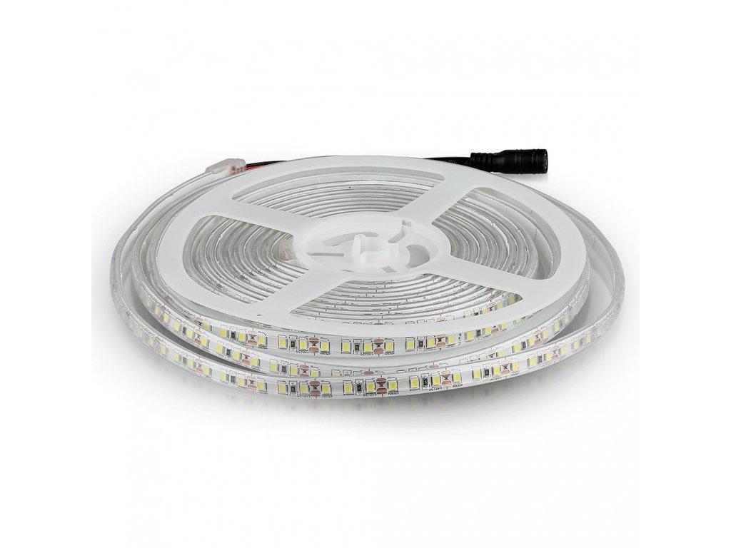 LED pásek 12V 7.2W 3000K (VT-3528-2038)