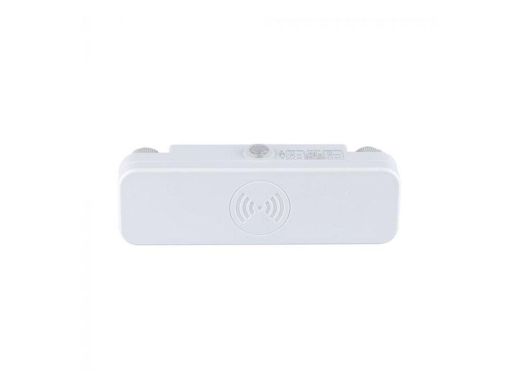 Mikrovlnný LED senzor IP65 bílá (VT-8036-5571)