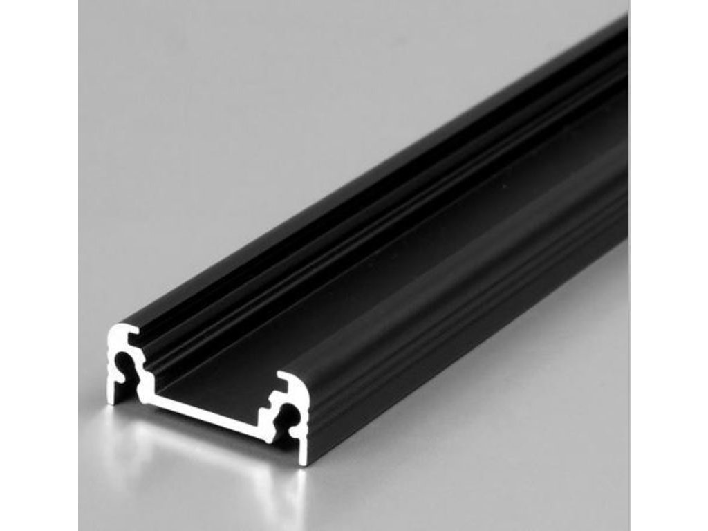 50615 hlinikovy profil surface 10 bc ux cerny elox 2m metraz 3209113120
