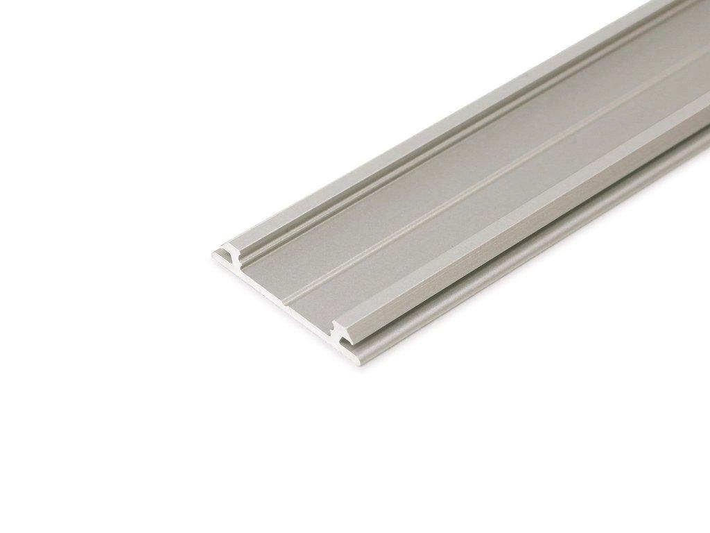 Hliníkový profil ARC12 CD/ stříbrný mat elox 2m (metráž) (3209268120)