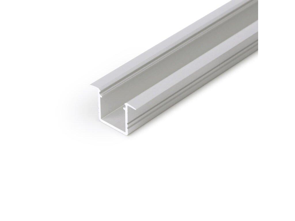 Hliníkový profil WIRELI SMART-IN10 A/Z bílý lak 2m (metráž) (3209294120)