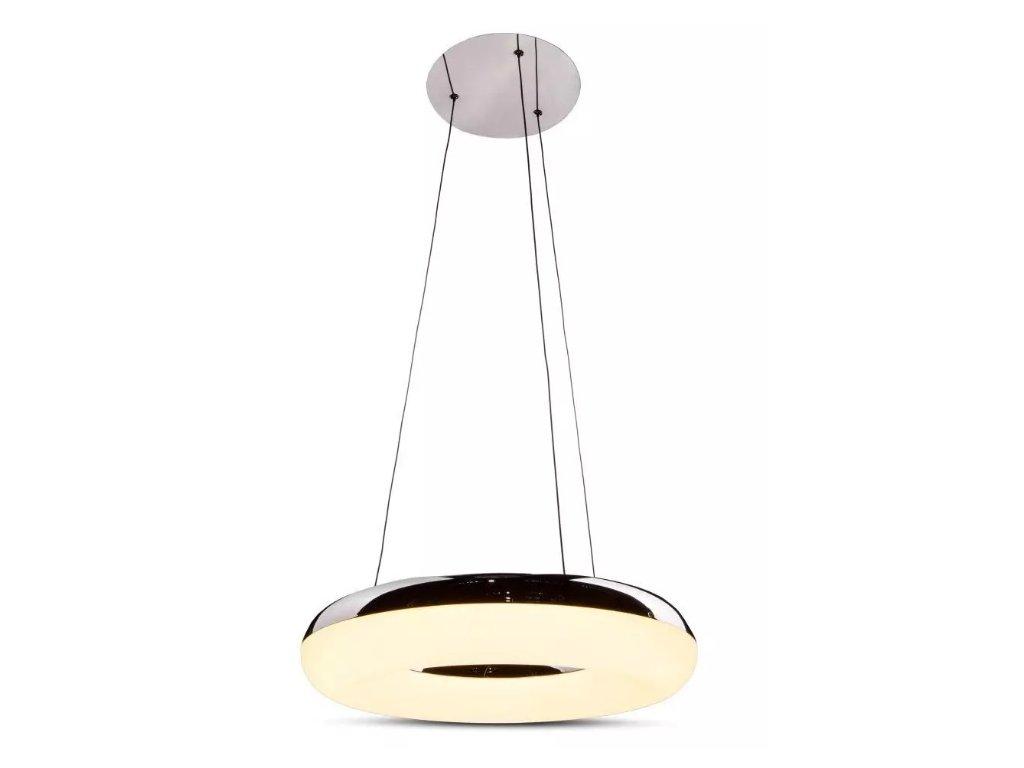 LED závěsný lustr co 40W 3000K (VT-40-1-3874)