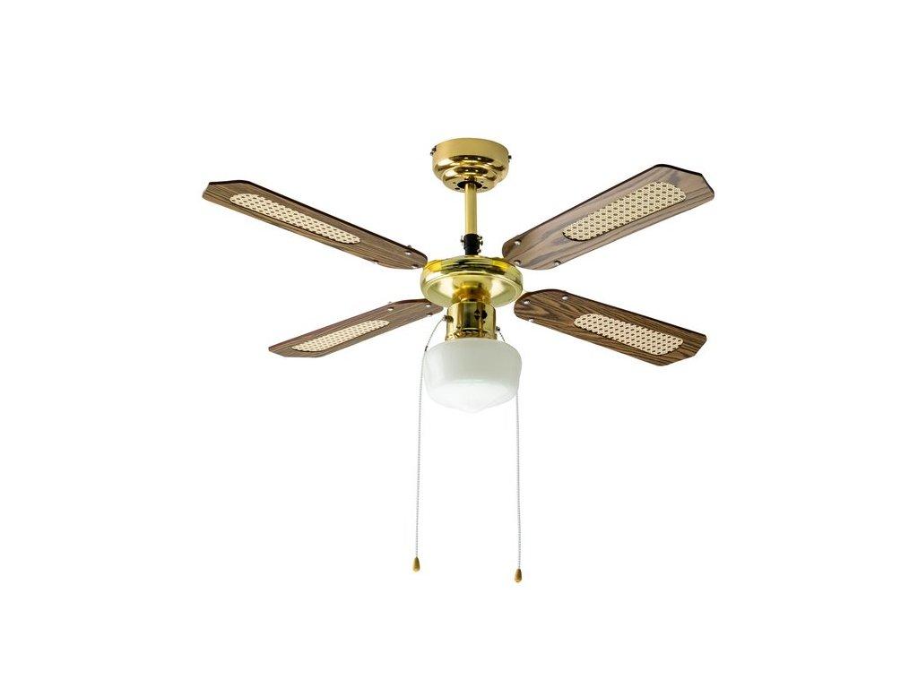 51596 lustr s ventilatorem ac motor 50w vt 6042 4 7914