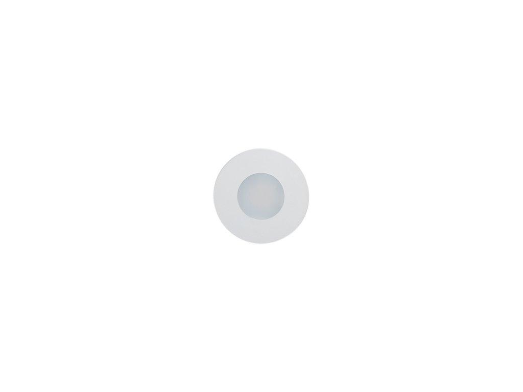 KU 68 bílé kruh