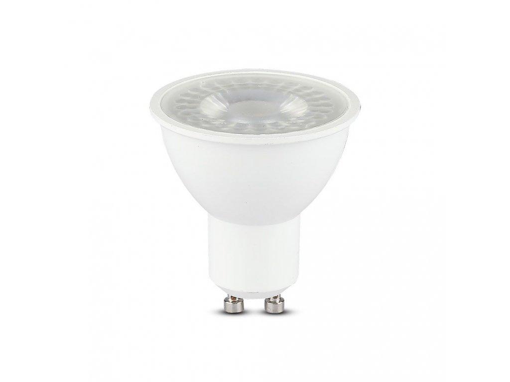 LED bodová žárovka 8W 6400K (VT-291-874)
