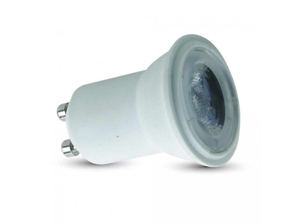 LED bodová žárovka 2W 6400K (VT-2002-7169)