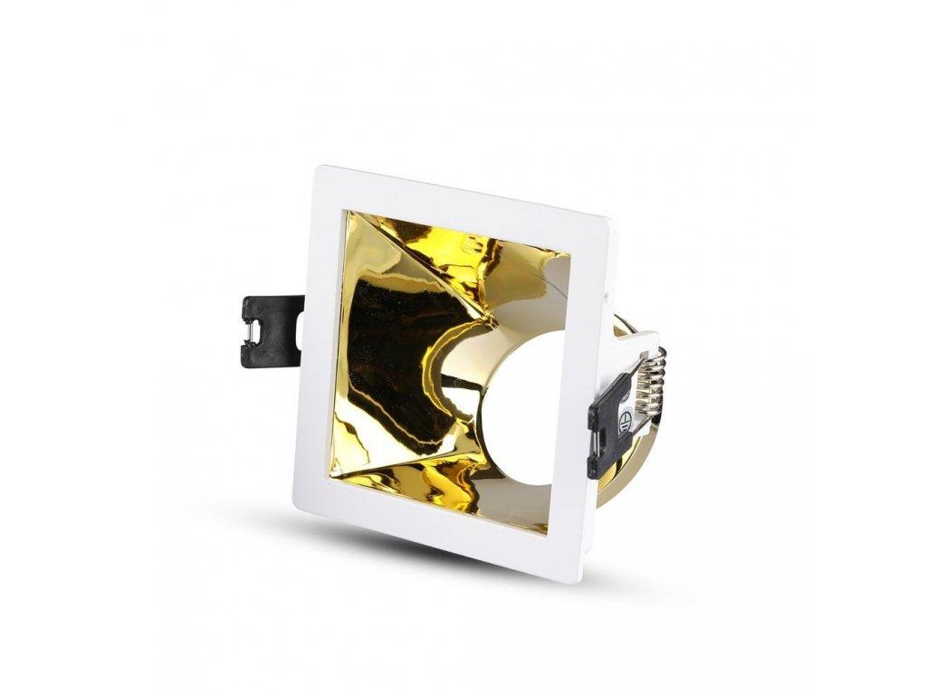 Obruba pro žárovku GU10 (VT-875-WG-3166)