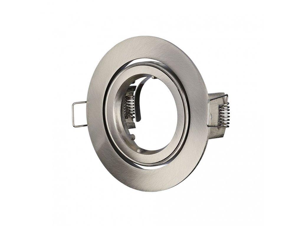 Obruba pro žárovku GU10 (VT-775-SN-3646)