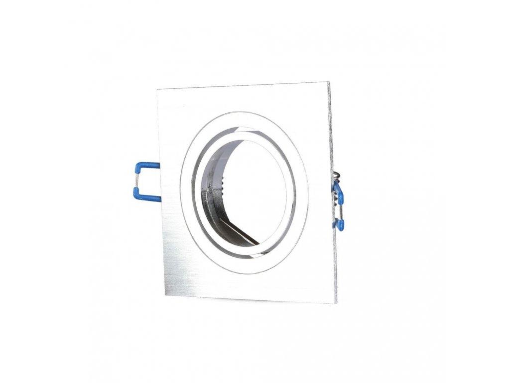 Obruba pro žárovku GU10 (VT-782SQ-AB-3606)