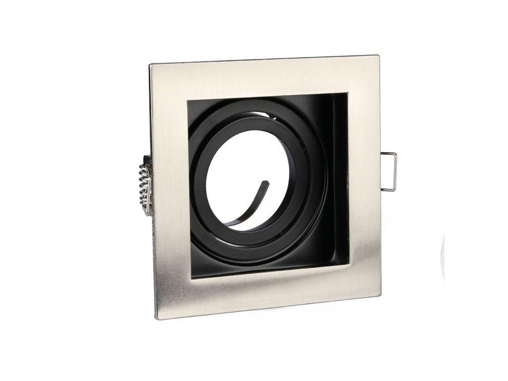 Obruba pro žárovku GU10 (VT-781SQ-SN-3598)