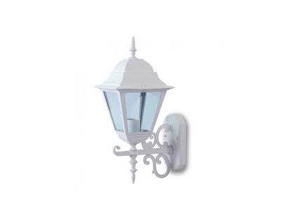 LED zahradní lampa bílá nástěnná 445mm (VT-761-7522)
